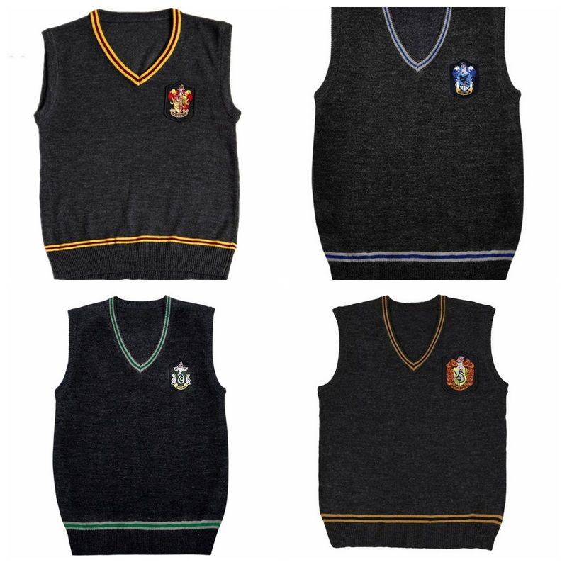 Avec Harry L insigne Vest Potter Sweater Prettybaby Acheter qzxFPgRP 7d69ea2c156