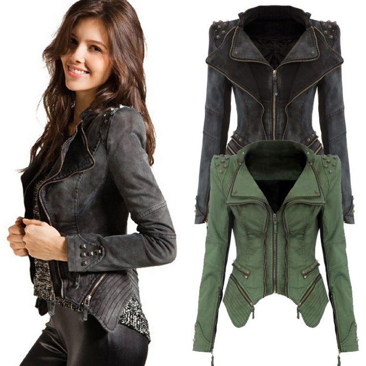 Women Denim Jackets 2015 Autumn & Winter Short Denim Jeans Jacket ...