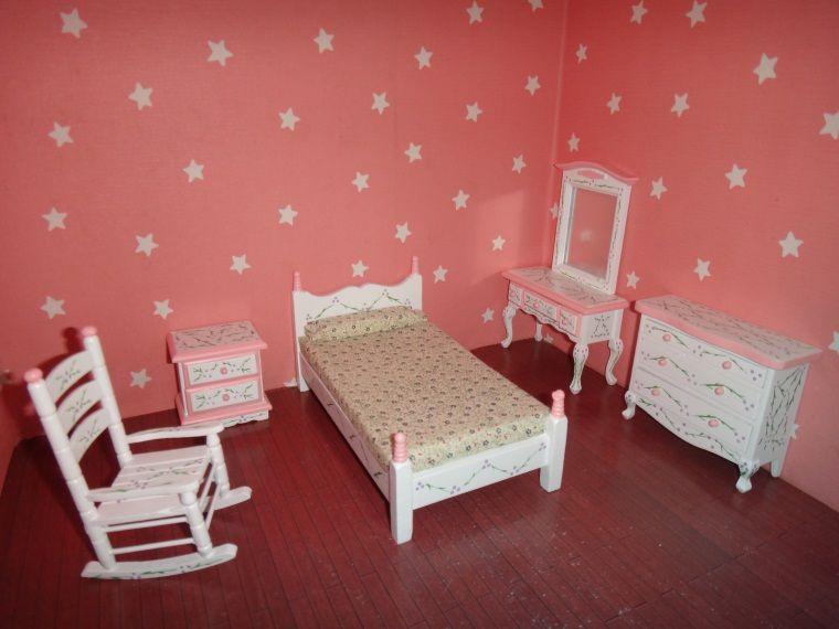 Bedroom Furniture Accessories 2017 1:12 miniature doll house bedroom set wooden furniture