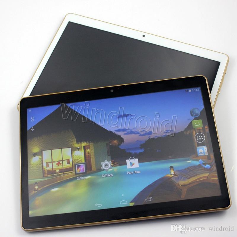 "Phablet 9.6"" IPS 1280*800 Dual sim MTK6580 Android 4.4 3G WCDMA GSM phone call tablet 1GB 16GB GPS BTDHL K960 T950s Cheapest 30 Free EU USA"