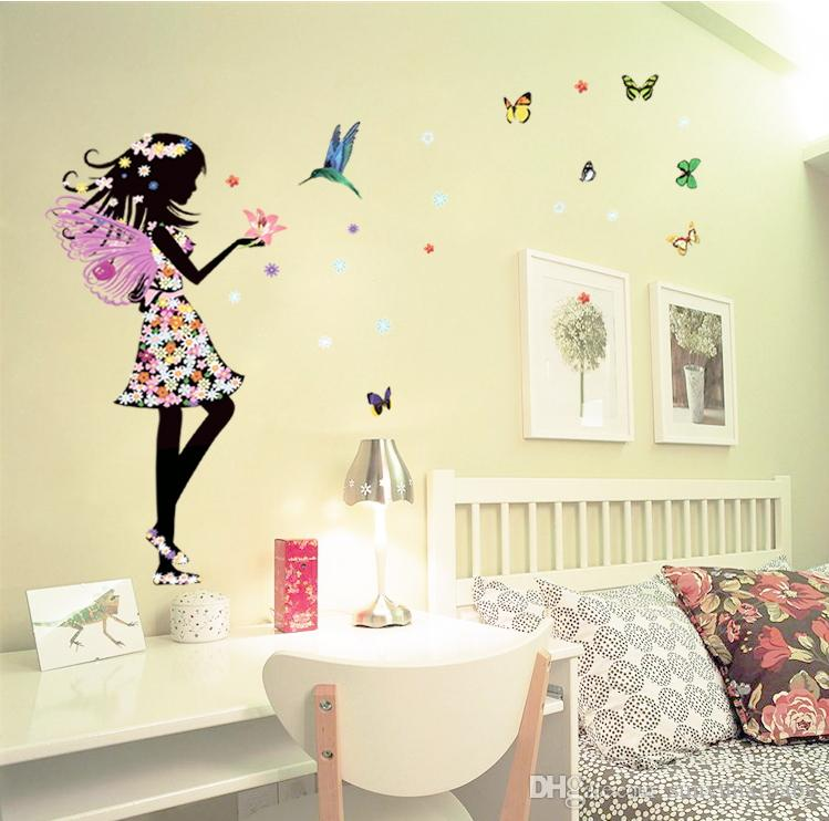 Angel Wall Stickers – Wall Murals Ideas