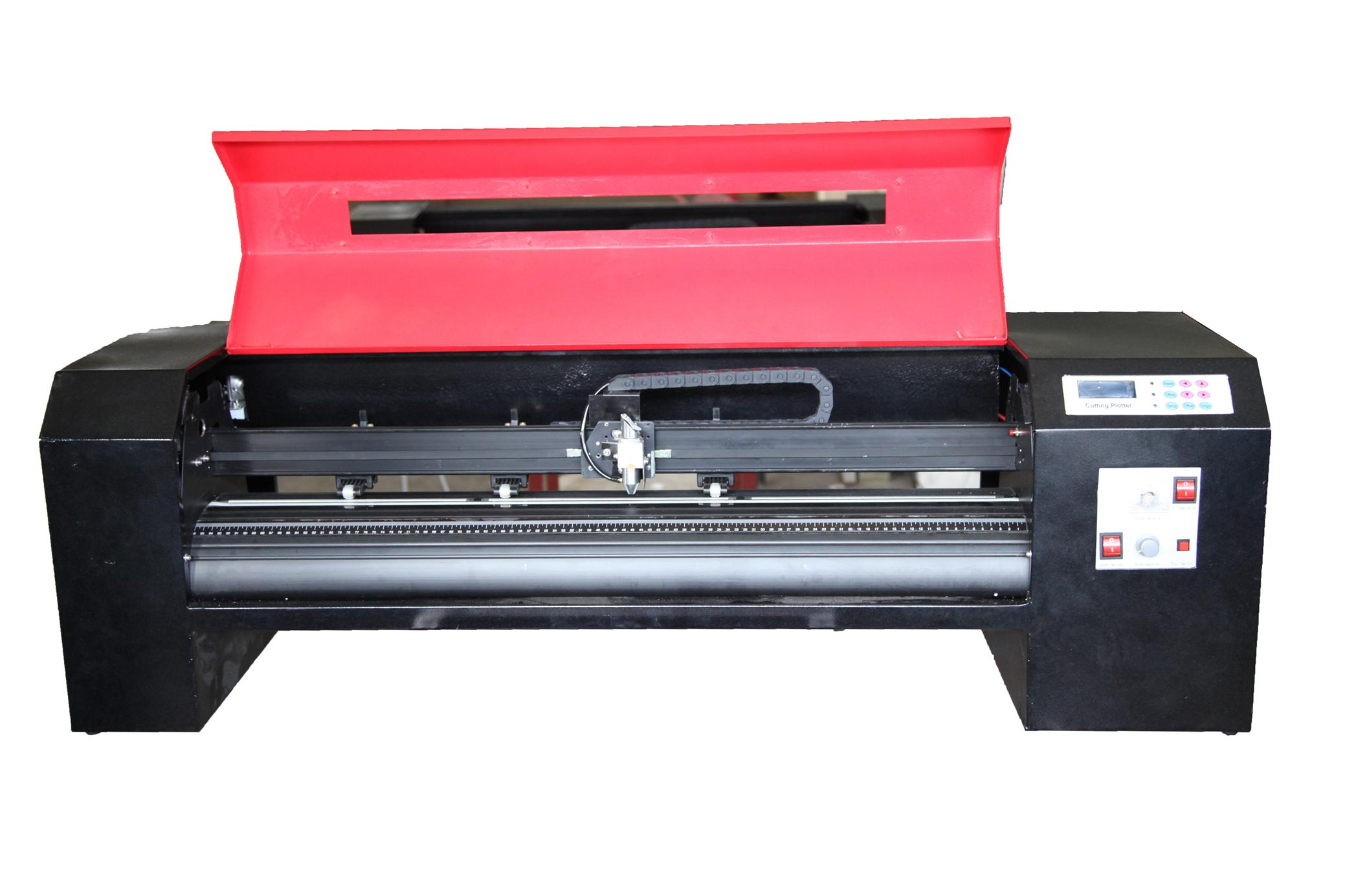 2019 Kl 960 Mini Desktop Laser Cutting Plotter Machine For