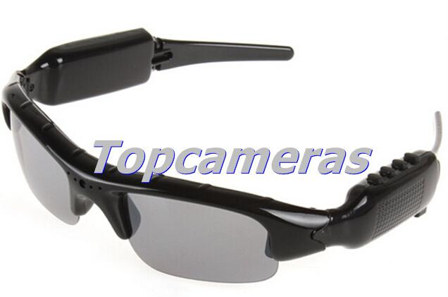 dfc97831b2 2019 1280x720 HD Mini Dv Camera Sunglasses With Bluetooth   MP3 Player  Popular Glasses Digital Video Recorder From Topscameras