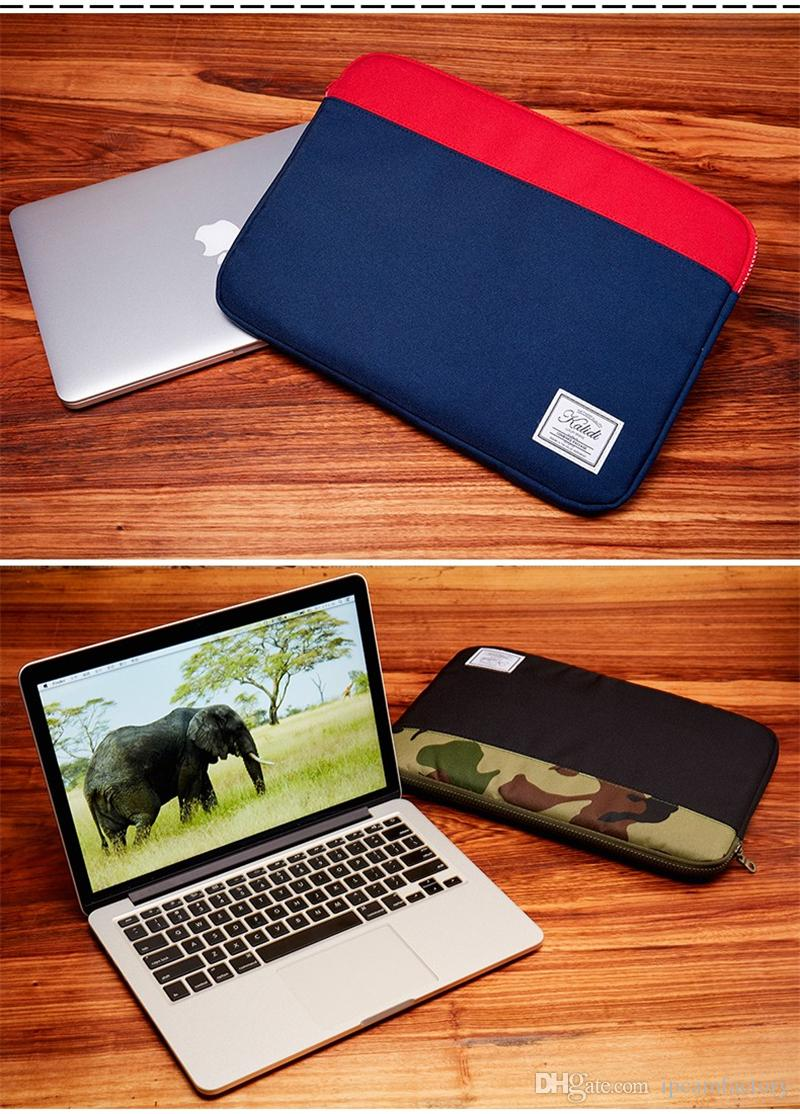 Waterproof Crushproof Notebook Computer Laptop Bag Laptop Sleeve Case Cover For 8/9/10/11/12/13/14/15.6 inch Laptop&Tablet