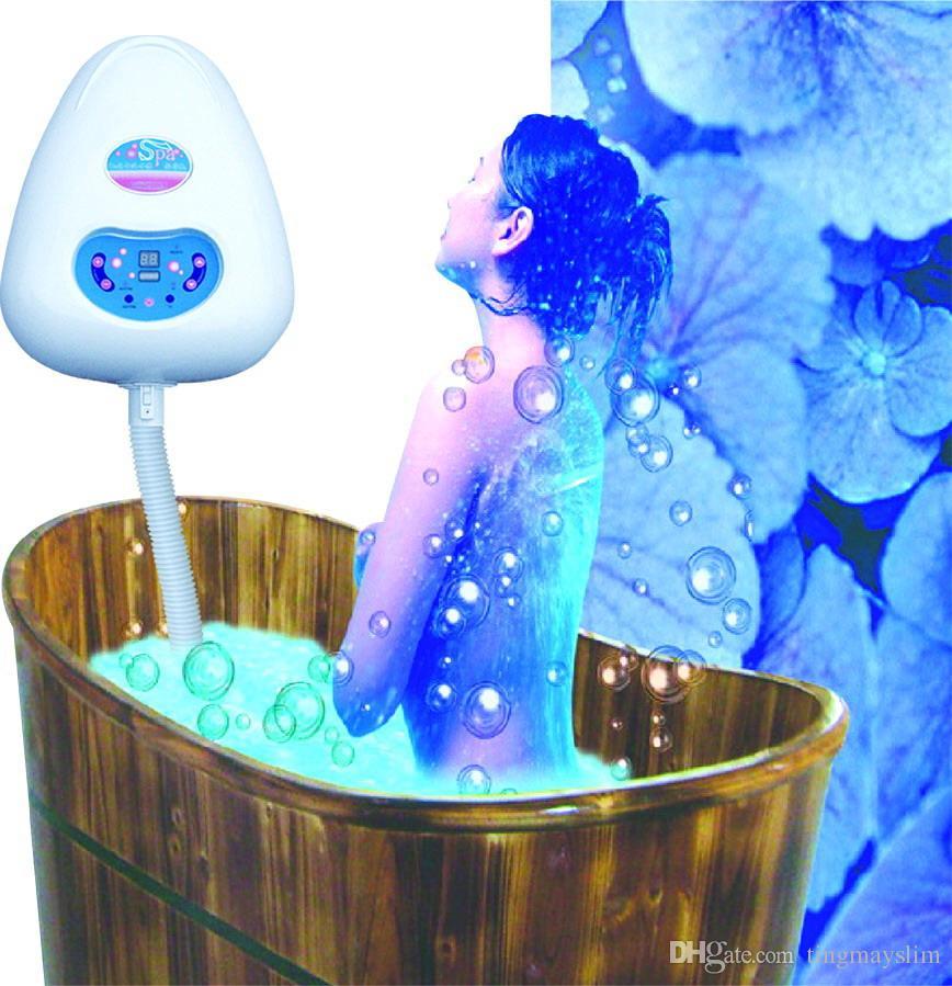 Hydrotherapy Ozone Therapy Aqua Massage Spa Air Bubble Bath Spa ...