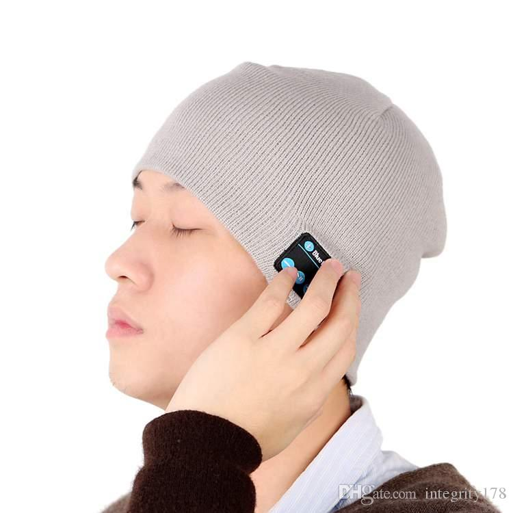 NOVITÀ Cuffia morbida cuffie musica bluetooth morbida con cuffia stereo Cuffie con microfono senza fili Hands-free uomini Donne regalo V887