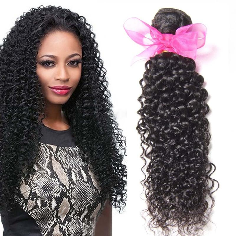 100 Non Processed Virgin Mongolian Afro Kinky Curly Human Hair