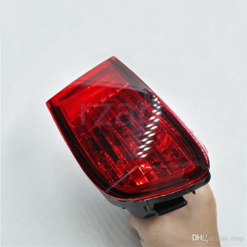 Für Toyota Land Cruiser Prado 120 Serie GRJ120 TRJ120 FJ120 Auto Heckstoßstange Licht Nebelscheinwerfer 2002-2009 Zubehör