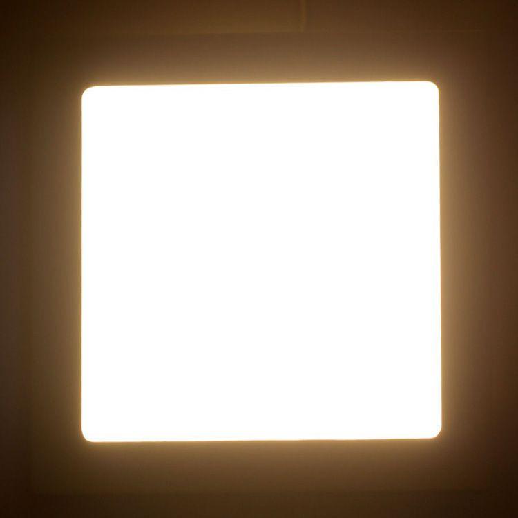 Dimmbare LED-Einbauleuchte SMD 2835 3W 9W 12W 15W 18W 21W 25W 110-240V LED-Deckeneinbauleuchte SMD2835 Downlight + Treiber 100100