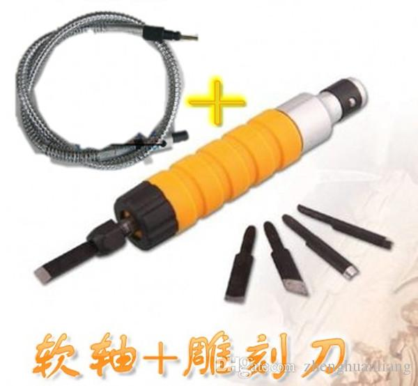 Neue elektrische Meißelschnitzwerkzeuge Holz Meißel Carving Machine Graviermaschinen AC220V