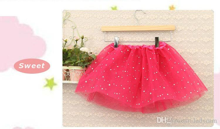 2015 new girls glitter ballet Dancewear tutu skirt Girls Bling Sequins Tulle Tutu Skirts Princess Dressup paillette skirts Costume