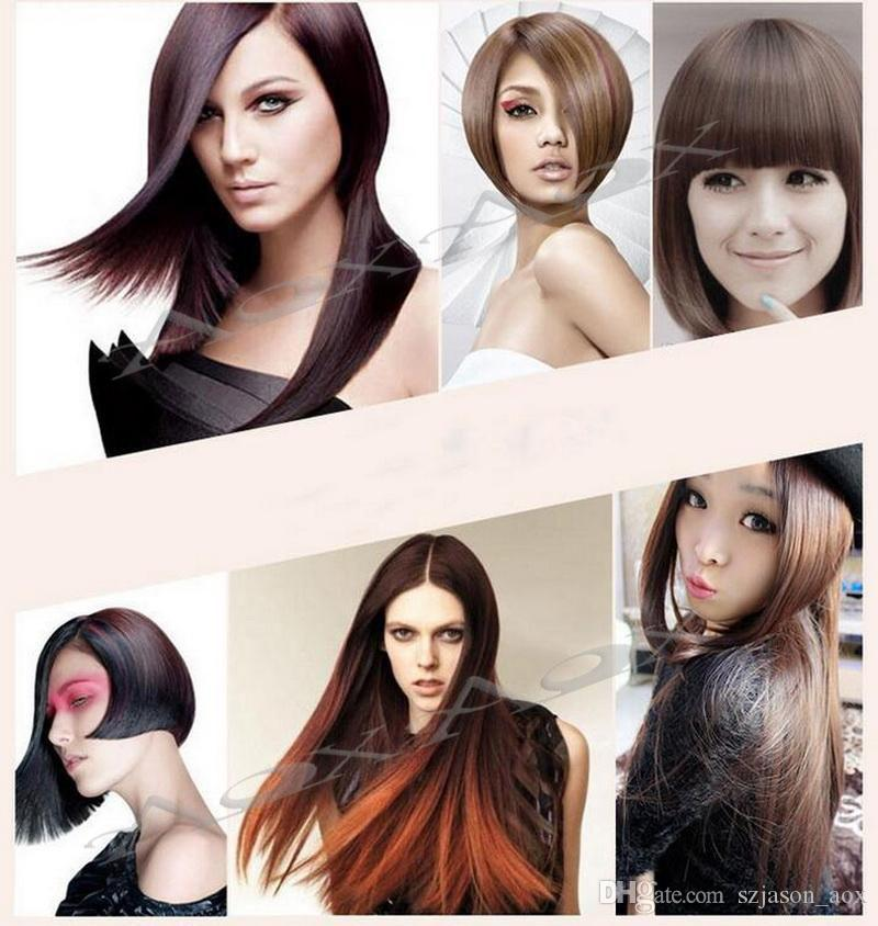 FACTORY PRICE Hair comb fast Hair Straightener white Pink Digital Temperature Controller Fast hair iron IN US/EU/UK Plug DHL