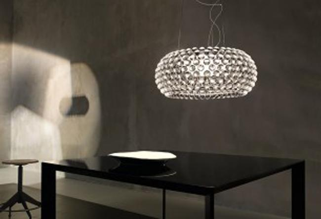 Caboche grande chandelier by patricia urquiola from foscarini caboche grande chandelier by patricia urquiola from foscarini suspension lamp light lighting at home silver pendant light from theonlinebasket audiocablefo