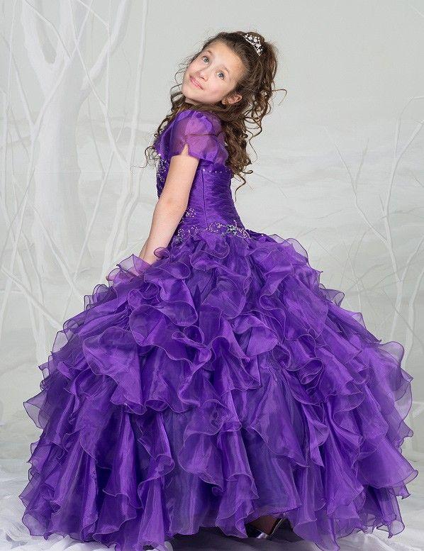 Robe princesse pour petite fille pas cher