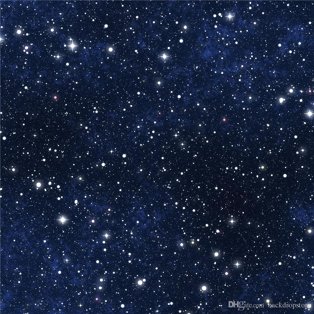 Acquista Cielo Blu Scuro Stelle Scintillanti Notte Stellata