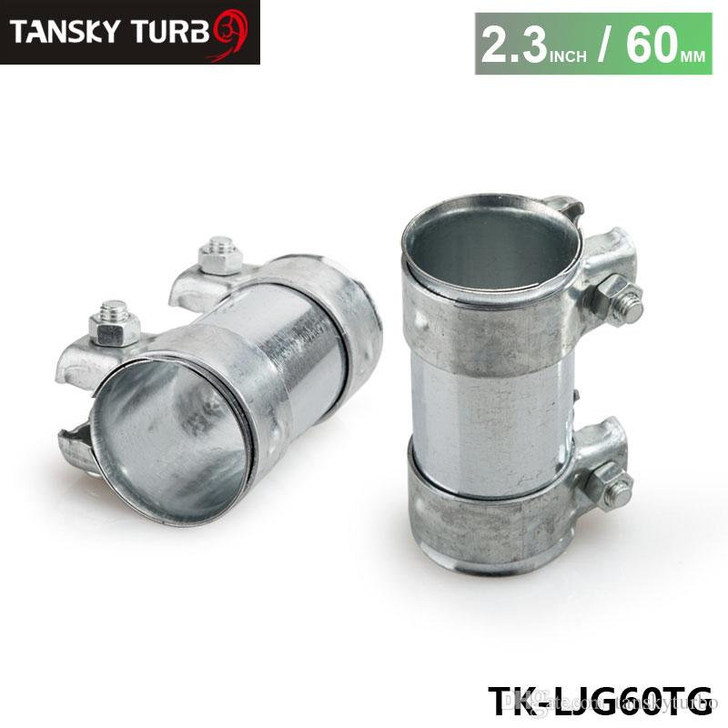 TANSKY - High Quality 60mm O.D 2.3 Inch Exhaust Connector Coupler Sleeve Adapter Pipe Tube Joiner TK-LJG60TG Exhaust Tube Pipe Connector Joiner TURBO ...  sc 1 st  DHgate.com & TANSKY - High Quality 60mm O.D 2.3 Inch Exhaust Connector Coupler ...