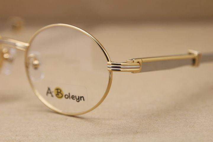 2020 무료 배송 7550178 스테인레스 스틸 안경 남성 핫 안경 광학 안경 프레임 운전 안경 프레임 크기 : 55-22-140mm