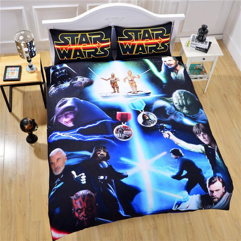 Star Wars Living Room Art: Hot Sale Star Wars Bedding Set The Force Awakens For