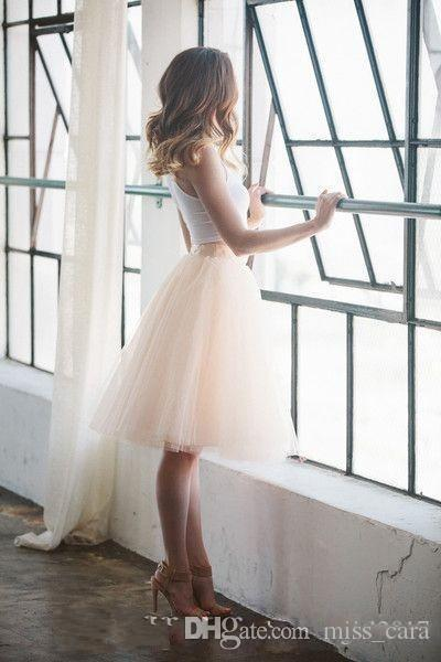 Cheap Tutu Skirts Soft Tulle Colorful Tutu Dress for Women Sexy Party Dress/Bridesmaid Dress Adlut Tutus Short Skirt