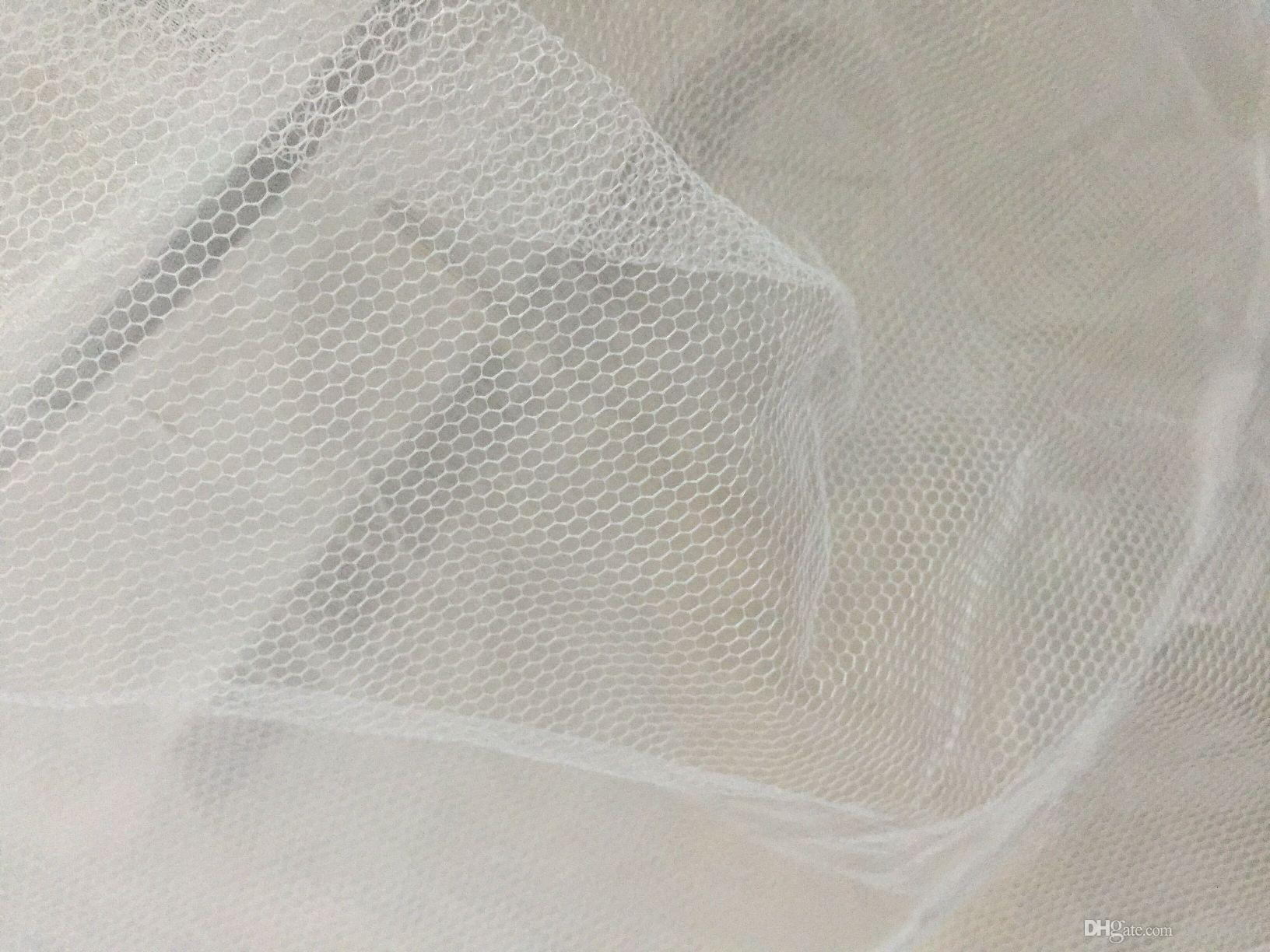 Xangai História Hot Sale 3 Hoop Bola Vestido Osso Completo Crinolina Anáguas Para O Casamento Vestido de Casamento Saia Acessórios Deslizamento QC-01