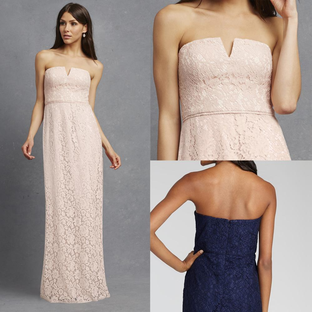 100 lace bridesmaid dresses pink long floor small v strapless a 100 lace bridesmaid dresses pink long floor small v strapless a line zipper back customized plus size bridesmaid dresses for cheap light purple bridesmaid ombrellifo Gallery