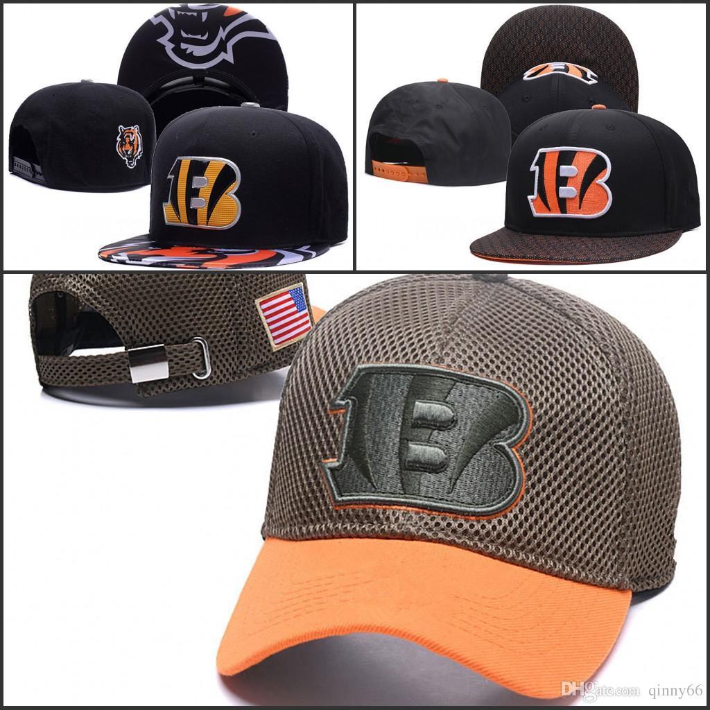 2018 Black Adjustable Embroidery Cincinnati Snapback Hats Outdoor