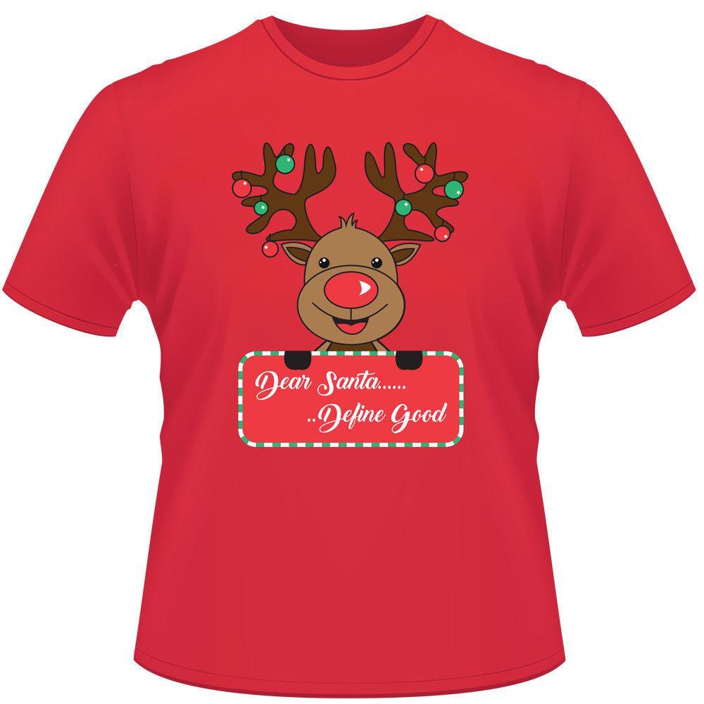 Großhandel Neuheit Weihnachten Xmas T Shirt Herren Frauen Erwachsene ...