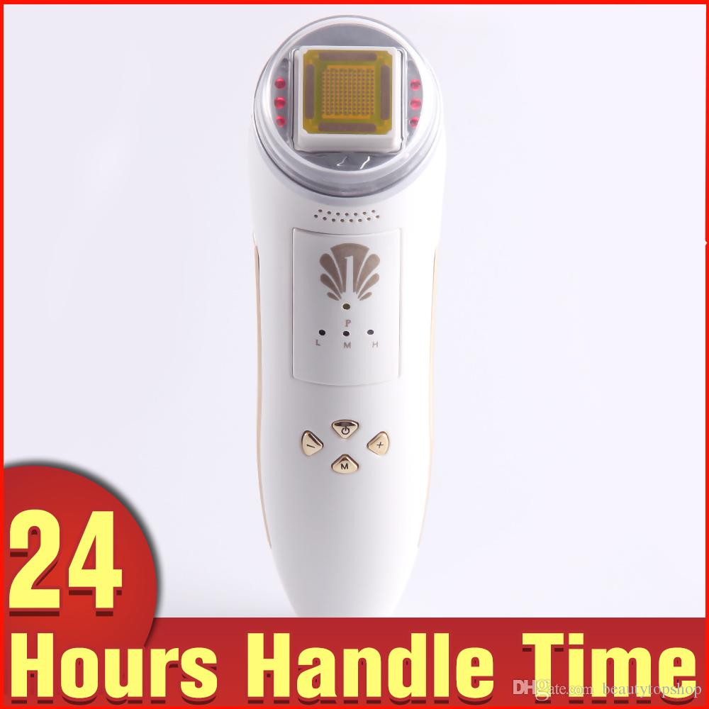 Massage & Relaxation Mini Wrinkle Removal Super Effect Handhold Fractional Thermagic Home Use Rf For Skin Lifting