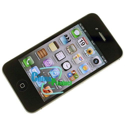 Original Apple iPhone 4S smartphone 16GB iOS 8 dual core 3G wifi GPS 3.5 inches 8MP Camera Refurbished Phone