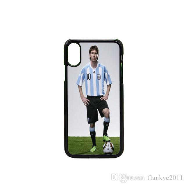 High quality sublimation TPU cell phone cover case chockproof back cover smart mobile phone protector for iphone X