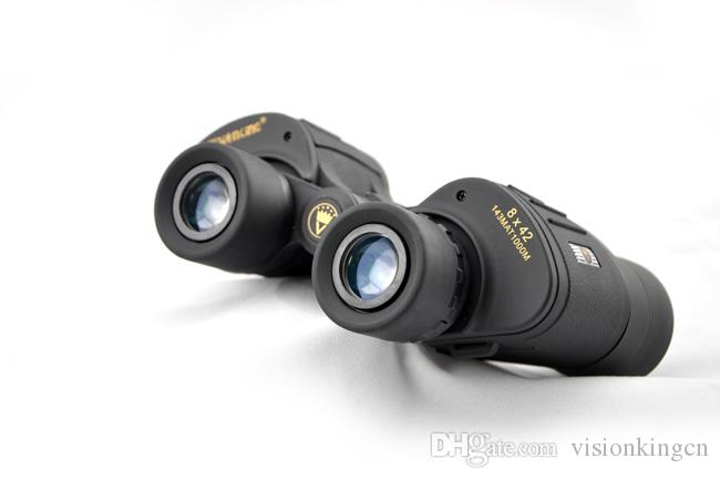 Visionking SL 8x42 Binoculars Telescope High Quality Big Eye Lens Bak4 Telescope for Sports Outdoor Snowsports travel climbing