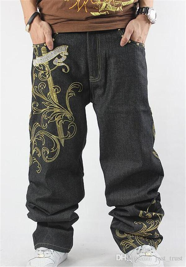2016 fashion jeans hiphop Brand New sale jeans for men Casual long Pants comfortable Jeans men's desirable Clothing