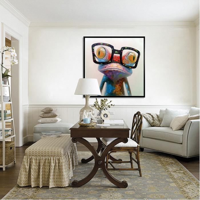 Unique Homedecor: 2019 Hand Painted Hot Sell Low Price Wall Art Home