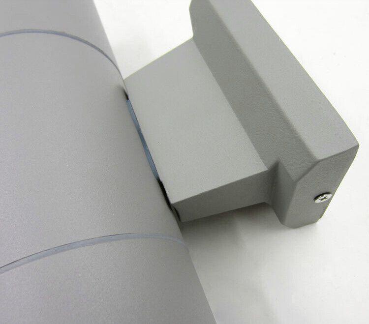 20W imprägniern LED-Wand-Licht-Hall-Portal-Wandleuchter-Dekor-Befestigung im Freien IP65 oben und unten Wand-Lampe lamparas LED-Lampe AC85-265V