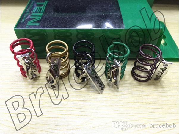 Gift packaging TEIN Adjustable Coilover Shock Absorber Spring Damper tuning keychain keyring keyfob key chain