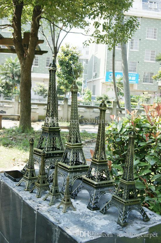 France Paris 3d Eiffel Tower Model Alloy Eiffel Tower Desk Table Office  Home Decoration Special Gift All Home Decor Asian Decor From Weddingcarpet,  ...