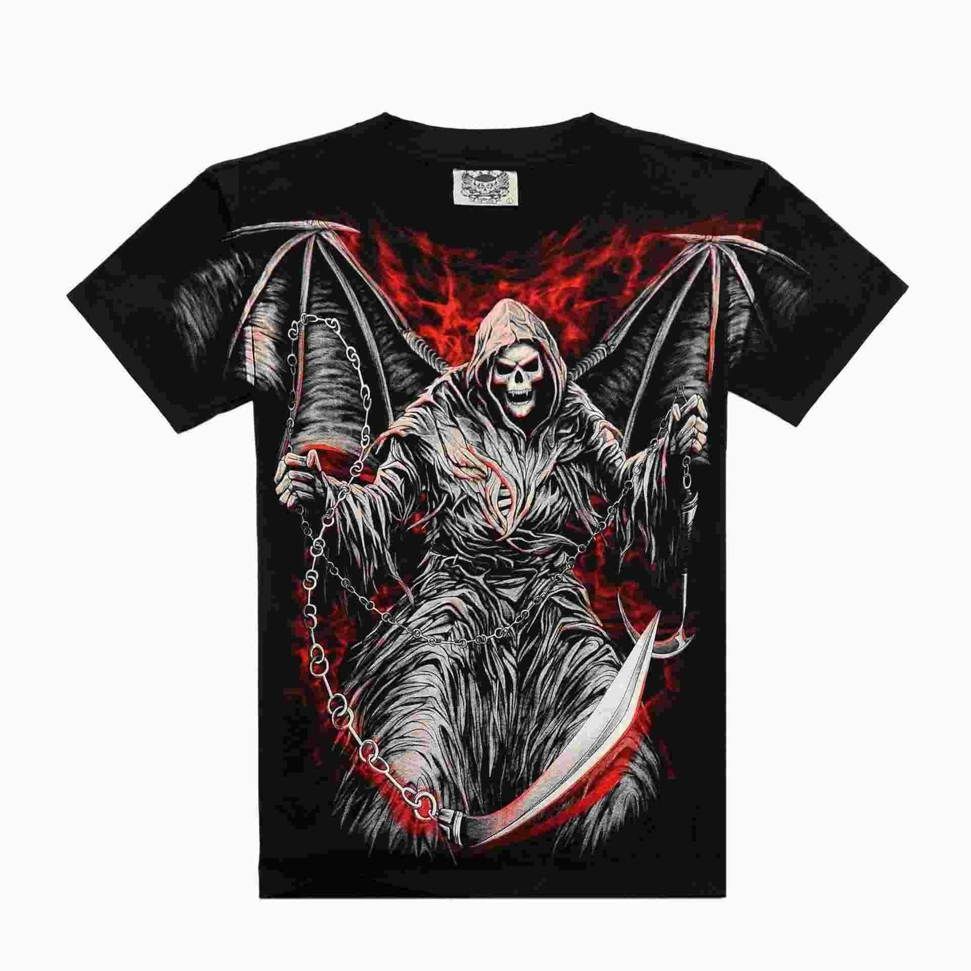 3d Printed T Shirt Men'S Summer European And American Fashion ...