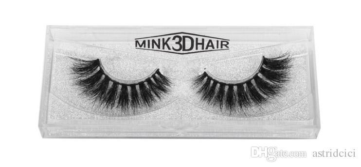 Euro Stylish 3D Eyelashes Long Thick false eyelash Mink Hair Lash Extension ME066 Crisscross Messy Fake Eyelash Pure Handmade Eyelashes HOT