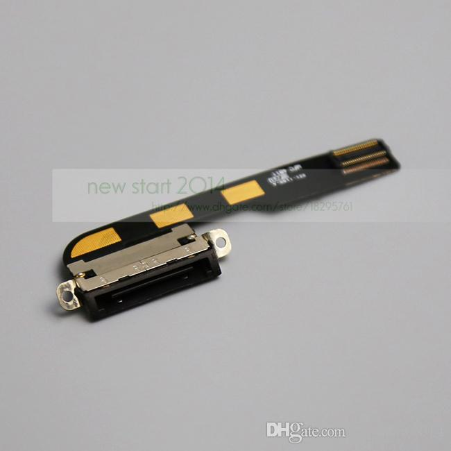 for iPad 2 Charging Port Flex Cable Charger Dock Connector Flex Cable Replacement Part