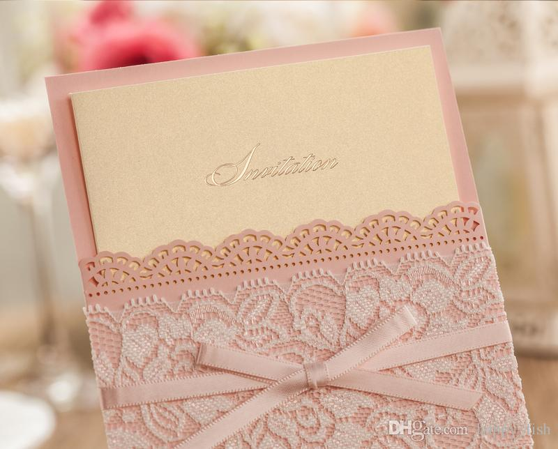 ... Pink, Gold See Larger Image Gold Wedding Invitations ...