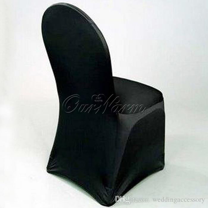 For Christmas Banquet Spandex Chair Cover Lycra Family Decorations High Quality Supplies Craft -COVER