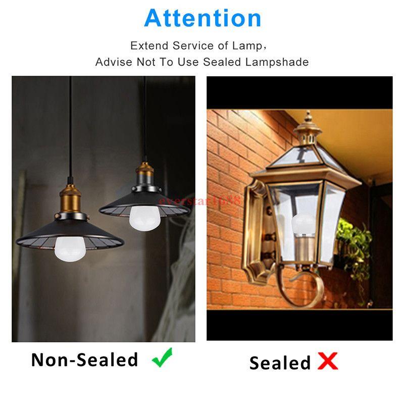 AC85-265V 12W LED Lampe E27 / B22 Bajonett Dämmerung bis Morgendämmerung Automatische Ein / Aus LED Glühbirne Sensor Glühbirne für Veranda
