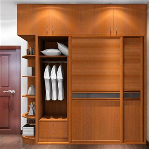 Bedroom Wardrobe Laminate Designs