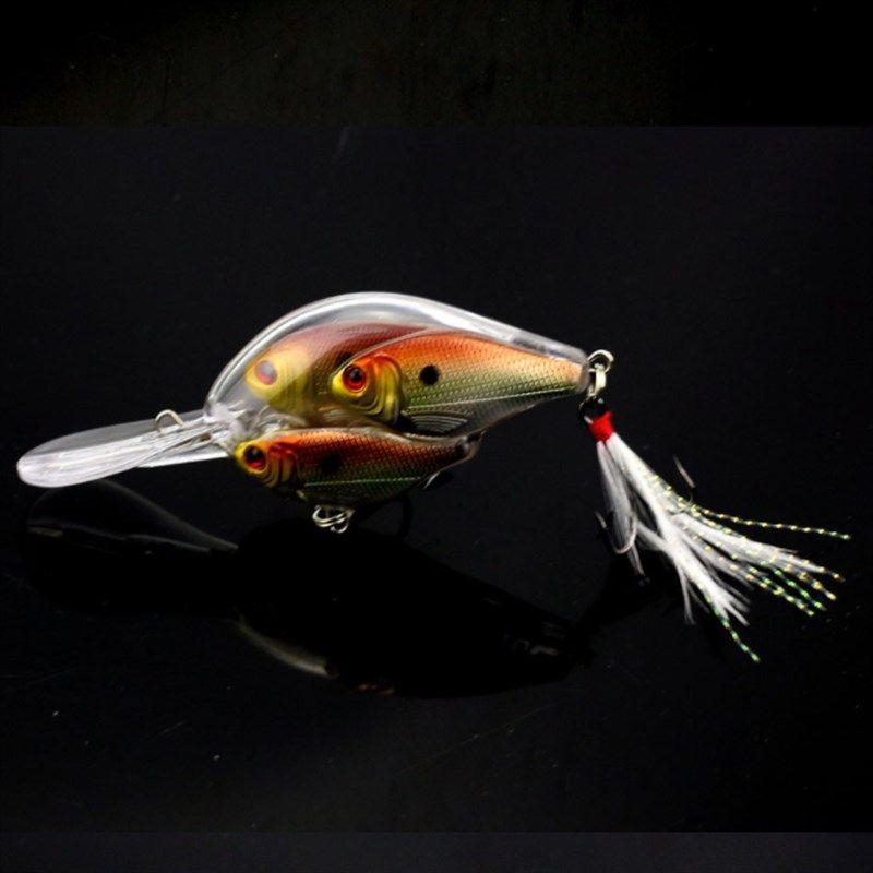 High Quality 9.7cm Crankbaits Fishing Lures 17.1g Minnow Fake Lure Set Upgrade Version Group Fish Lifelike Fishing Baits Combo