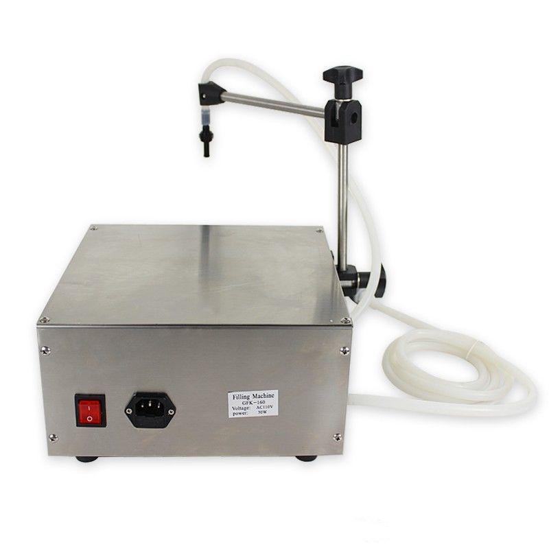 Flüssigkeitsfüllmaschine + Digitalsteuerung Flüssigkeitsfüllmaschine für Parfüm