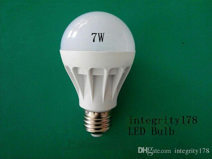 3 W 5 W 7 W 9 W 12 W 15 W LED ampuller LED dünya Işık Enerji Tasarrufu Ac220V E27 Dim led lamba Fabrika Doğrudan 3 yıl garanti 5730 led ışıklar