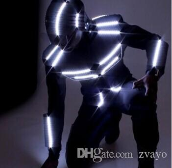 see larger image - Halloween Led Costume
