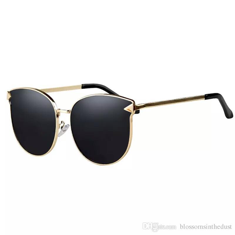 Polarisierte Sonnenbrille Seite Sonnenbrille Tide Sonnenbrille, e