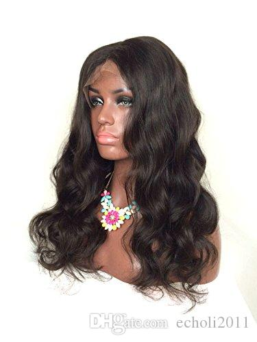 360 Lace Frontal Wig Body Wave 250% Density Brazilian Full Lace Human Hair Wigs 360 Lace Wig Pre Plucked Natural Hairline