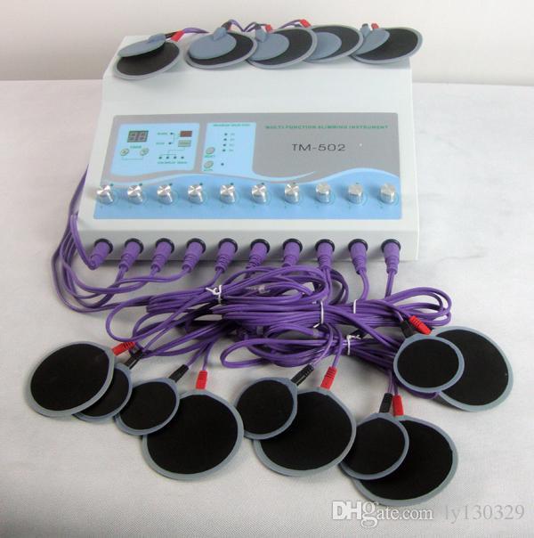 stimulateur musculaire ems masseur microcourants le TM 502 Electro Hot